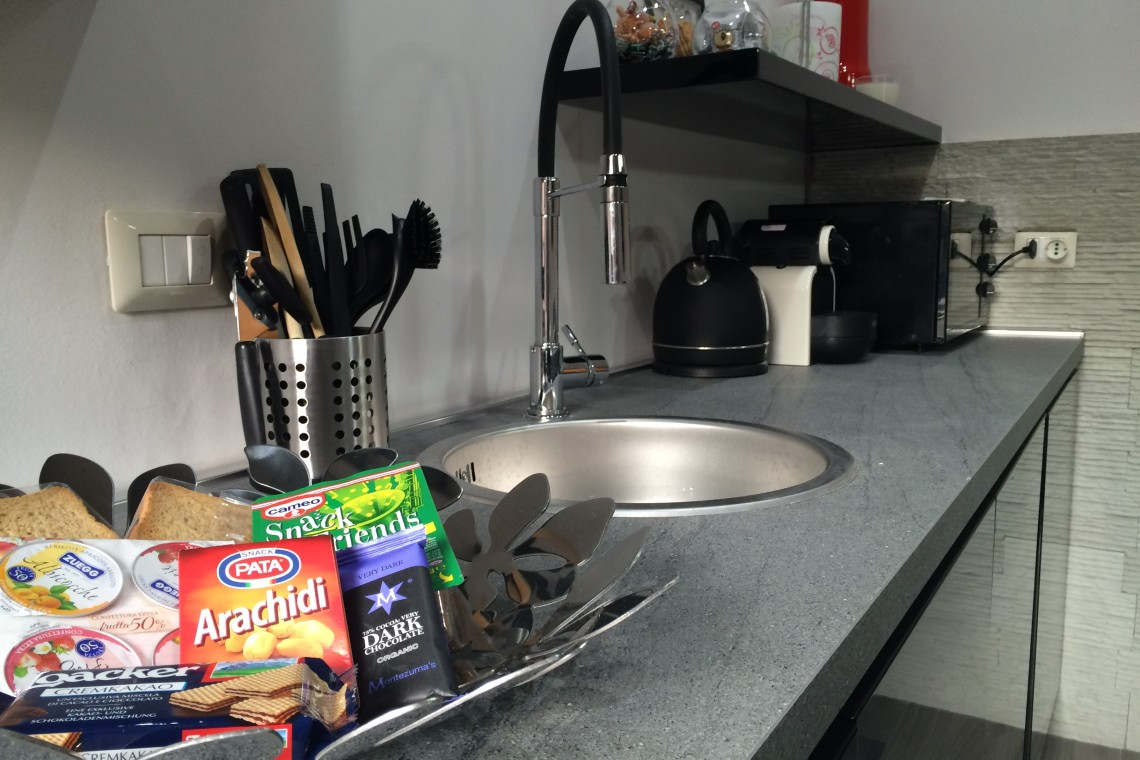 Dettaglio cucina