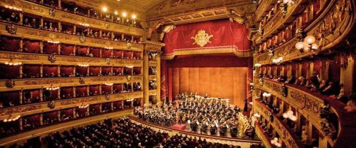 Calendario Teatro Alla Scala.Teatro Alla Scala Presentato Il Nuovo Calendario Per La