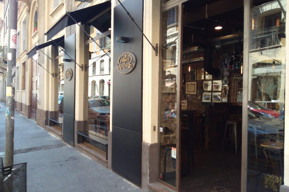 Bar angolo